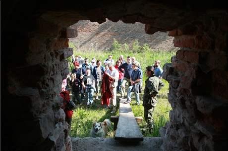 Podzemí v Terezíně