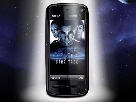 Nokia 5800 Star Trek Edition