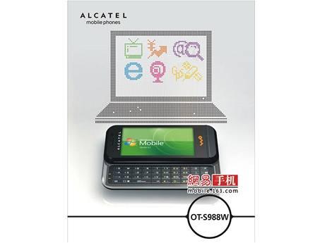 Alcatel OT-S988W