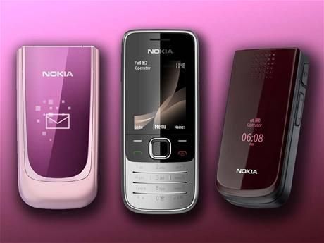 Tři nové levné Nokie | foto: Nokia