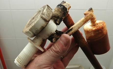 Napouštěcí ventil wc oprava