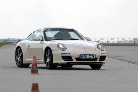 Porsche 911 Targa 4 PDK