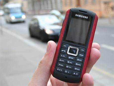 Samsung B2100 (Crash test)