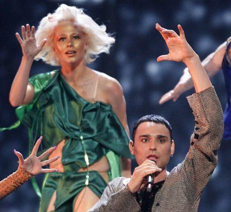 Eurosong 2009 - Krassimir Avramov (Bulharsko)