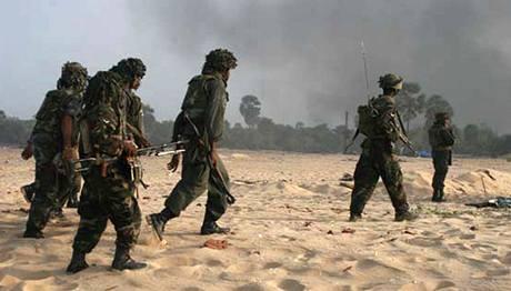 Srílanský prezident ohlásil vítězství nad tamilskými Tygry