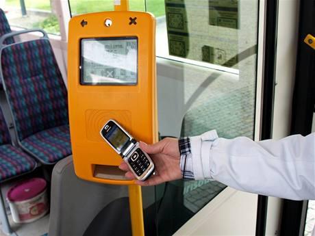 Technologie NFC v Plzni