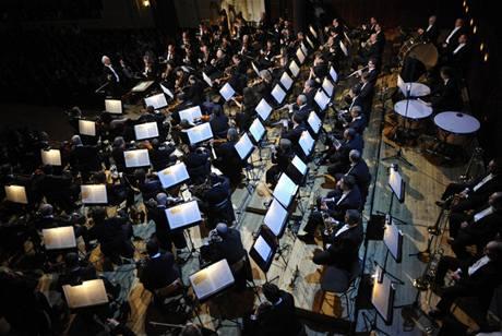 Zahájení Pražského jara 2009 (SOČR dirigoval Antoni Wit)