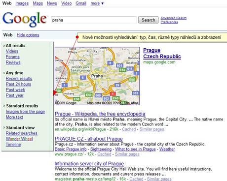 Google nové funkce 2
