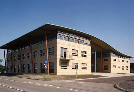Budova RWS