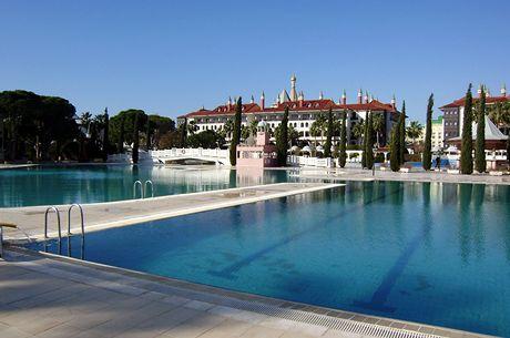 Turecko, Antalya
