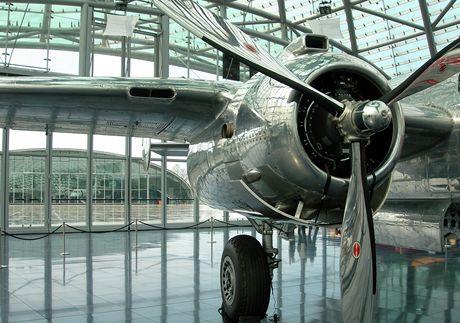 Rakousko, Salcburk, Hangar 7