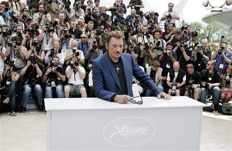 Cannes 2009 - Johnny Hallyday