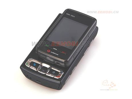 Falzifikát Nokia mini5800