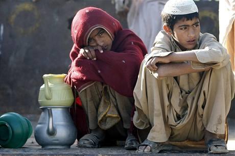 Uprchlíkům z pákistánského údolí Svát hrozí humanitární krize (10. května 2009)