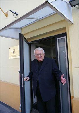 Předseda RRTV Václav Žák