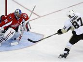 Washington - Pittsburgh; Crosby, Varlamov