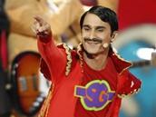 Eurosong 2009 - Gipsy.cz při generálce