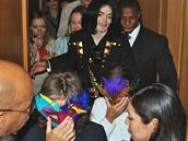 Michael Jackson s dětmi