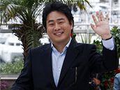 Režisér Park Chan-wook v Cannes 2009