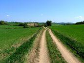 Na kole kolem Pelhřimova