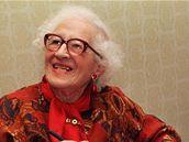 Millvina Deanová, pamětnice z Titaniku