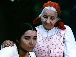 Z filmu Babička (1971)