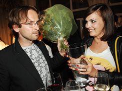 Jan Révai s manželkou Danielou
