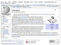 Wiki Challenge