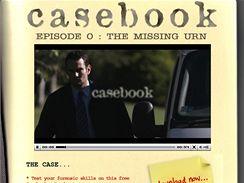 CaseBook Episode 0 Logo