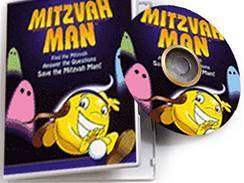 Mitzwah Man