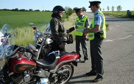 Dopravní akce blanenských a svitavských policistů