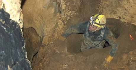 Nová jeskyně Svozilka