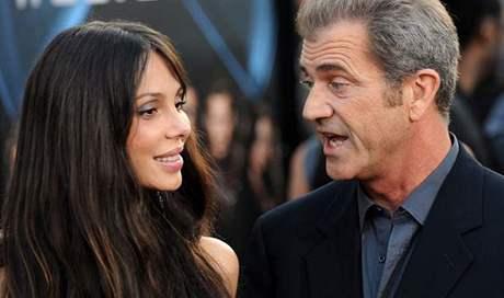 Mel Gibson a Oxana Grigorieva