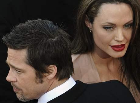 Cannes 2009 - Brad Pitt a Angelina Jolie