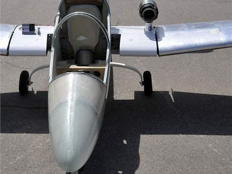 Český bezpilotní letoun Marabu