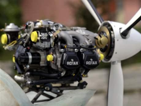 Pohon českéh bezpilotního letounu Marabu