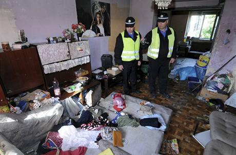 Město Chomutov získalo zpět byt od údajně nejhorší rodiny neplatičů, kteří bydleli v městských bytech.