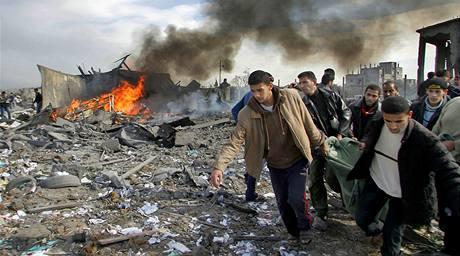 Gaza war 2008-09