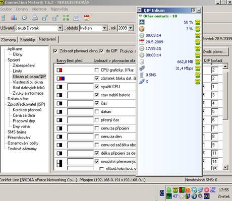 ConMet QIP Plugin