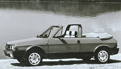 Fiat Ritmo Bertone Cabrio