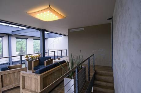 Ateliéry Spektrum - loftový byt má plochu 300 metrů čtverečních