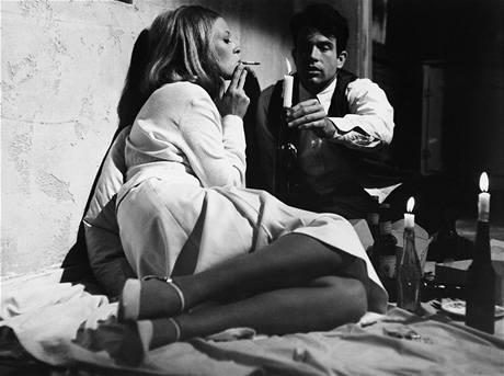 Bonnie a Clyde ve slavném filmu Arthura Penna z roku 1967