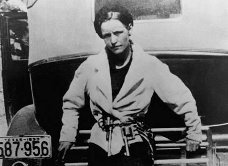 Bonnie Parkerová, dámská část slavné zločinecké dvojice