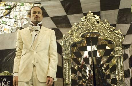Z filmu Imaginarium dr. Parnasse - Heath Ledger