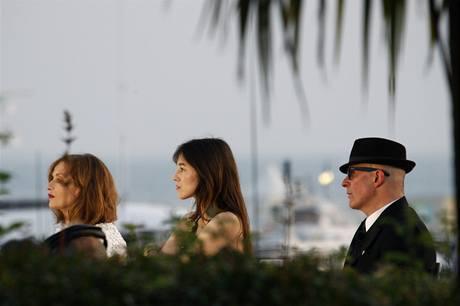 Cannes 2009 - Audiard a Gainsbourgová