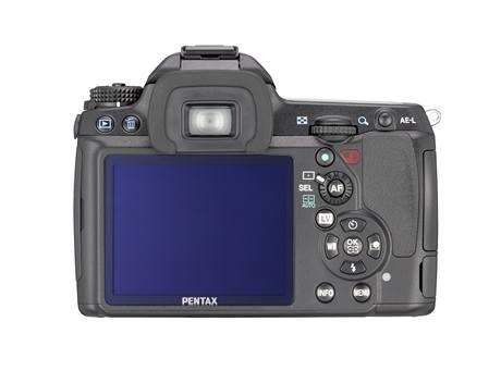 Digitální zrcadlovka Pentax K7