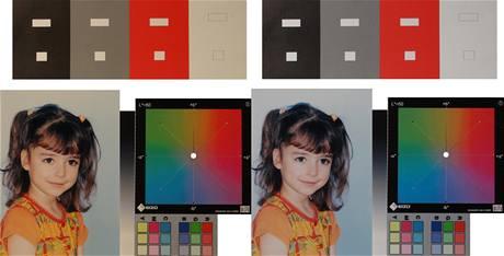 Fujifilm FinePix S1500 - vyvážení bílé