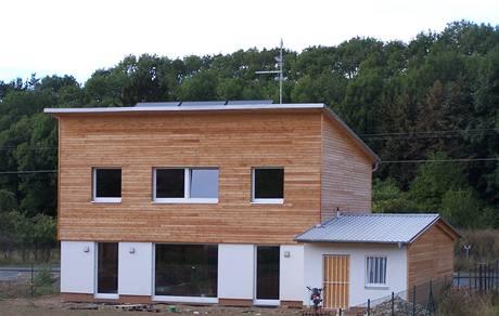 Typový rodinný dům Smaragd