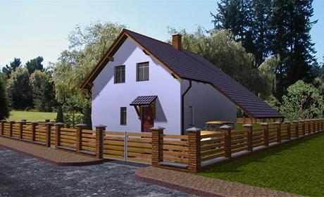 Typový rodinný dům Nova 722