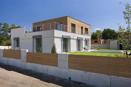Individuální rodinný dům u Benešova